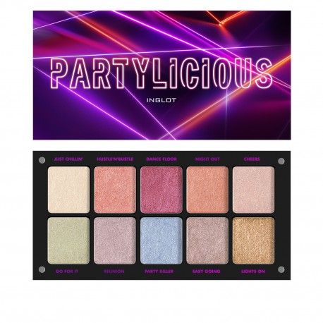 Freedom System Palette Partylicious (FULL SET) INGLOT Bangladesh
