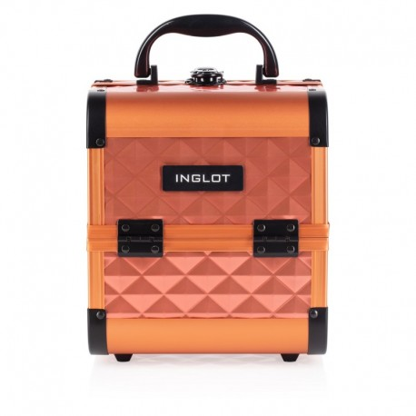 Makeup Case Diamond Mini Brick Red (MB152M K107-19HK) INGLOT Bangladesh