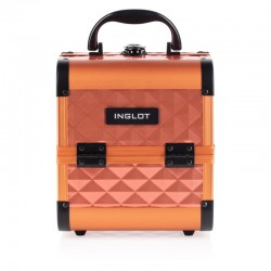 Makeup Case Diamond Mini Brick Red (MB152M K107-19HK) INGLOT Bangladesh