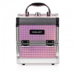 Best Travel Cases Of Bangladesh INGLOT Bangladesh INGLOT MAKUEP CASE ICE CUBE MINI HOLOGRAPHIC PINK (MB152M K105-9H) 4  Only ৳ 1 icon