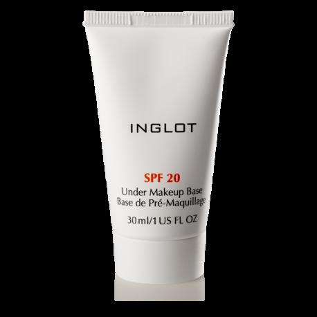 Under Makeup Base SPF 20 (30 ml) INGLOT Bangladesh
