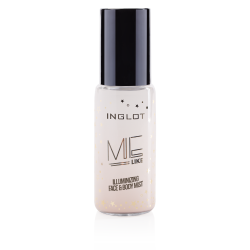 Best Makeup Fixer Of Bangladesh INGLOT Bangladesh Me Like Illuminizing Face & Body Mist Moscow Mule 301 1  Only ৳ 3,780 BDT icon