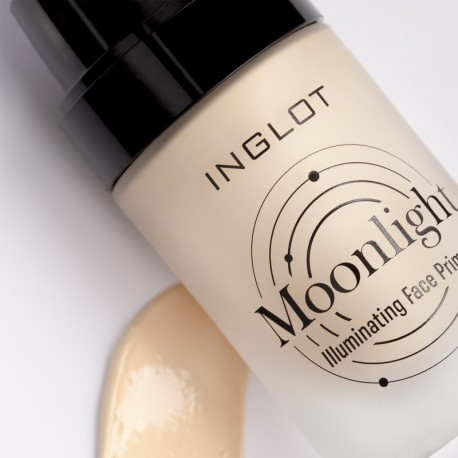 INGLOT Bangladesh Moonlight Illuminating Face Primer