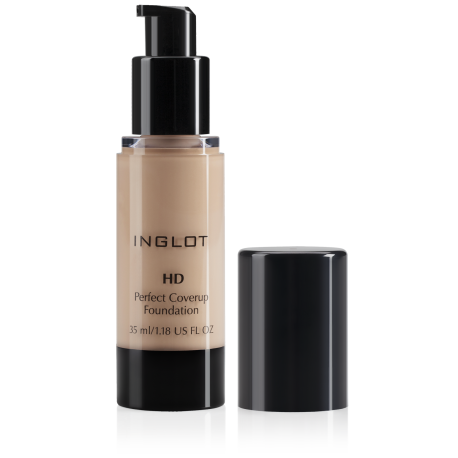 HD Perfect Coverup Foundation INGLOT Bangladesh