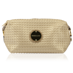 Best Makeup Bag Of Bangladesh INGLOT Bangladesh Cosmetic Bag Gold 1  Only ৳ 3,000 BDT icon