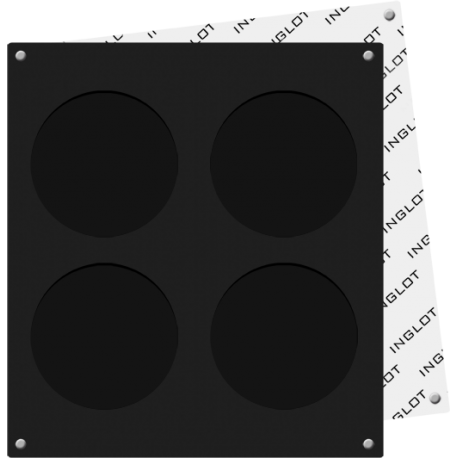 Freedom System Palette [4] Powder Round INGLOT Bangladesh