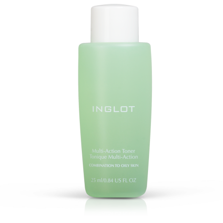 Multi-Action Toner (25 ml) Combination to Oily Skin INGLOT Bangladesh