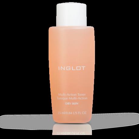 Multi-Action Toner (25 ml) - Dry Skin INGLOT Bangladesh