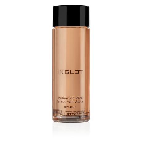 Multi-Action Toner (115 ml) Dry skin INGLOT Bangladesh