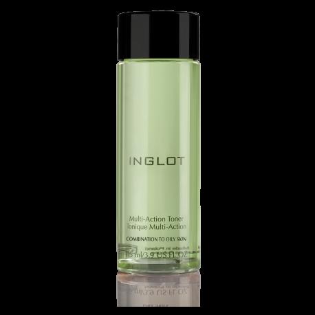 Multi-Action Toner (115 ml) Combination to Oily Skin INGLOT Bangladesh