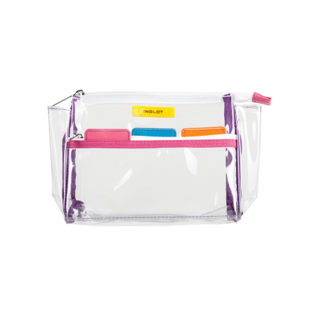 Transparent Cosmetic Bag Colour INGLOT Bangladesh
