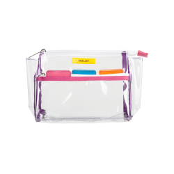 Best Makeup Bag Of Bangladesh INGLOT Bangladesh Transparent Cosmetic Bag Colour 1  Only ৳ 1,780 BDT icon