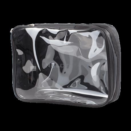 Travel Makeup Bag Black Maxi INGLOT Bangladesh