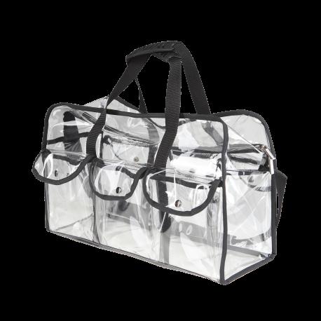Transparent Makeup Bag With Pockets INGLOT Bangladesh