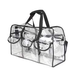 Best Makeup Bag Of Bangladesh INGLOT Bangladesh Transparent Makeup Bag With Pockets 1  Only ৳ 3,990 BDT icon